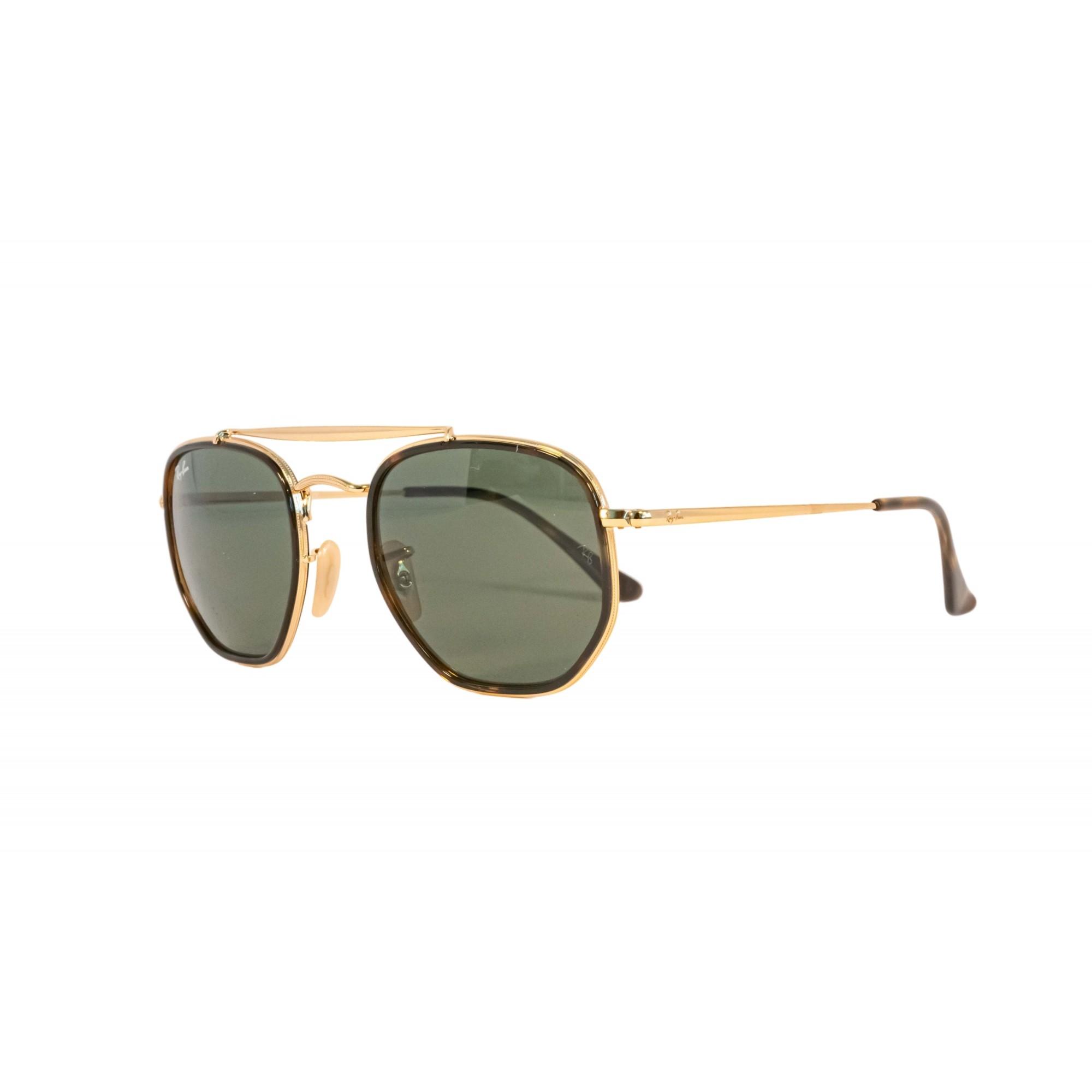 Óculos Ray Ban Marshal Rb3648m 001 52 Dourado