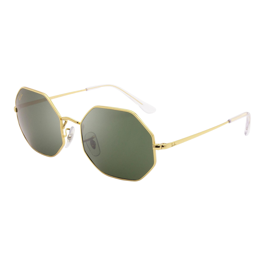 Óculos Ray Ban Octagonal RB1972 919631 54 Dourado