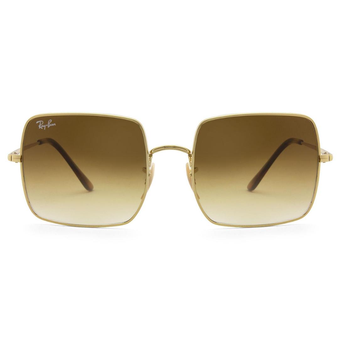 Óculos Ray Ban Quadrado RB1971 914751 54 Dourado