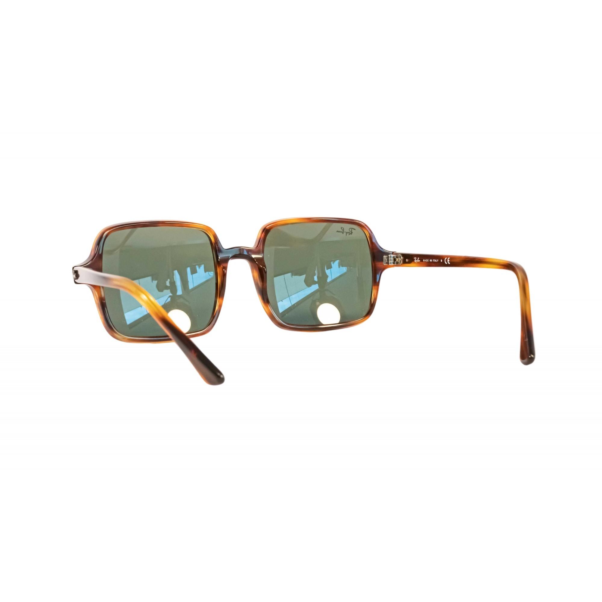 Óculos Ray Ban Quadrado Rb1973  95431 53 Tartaruga