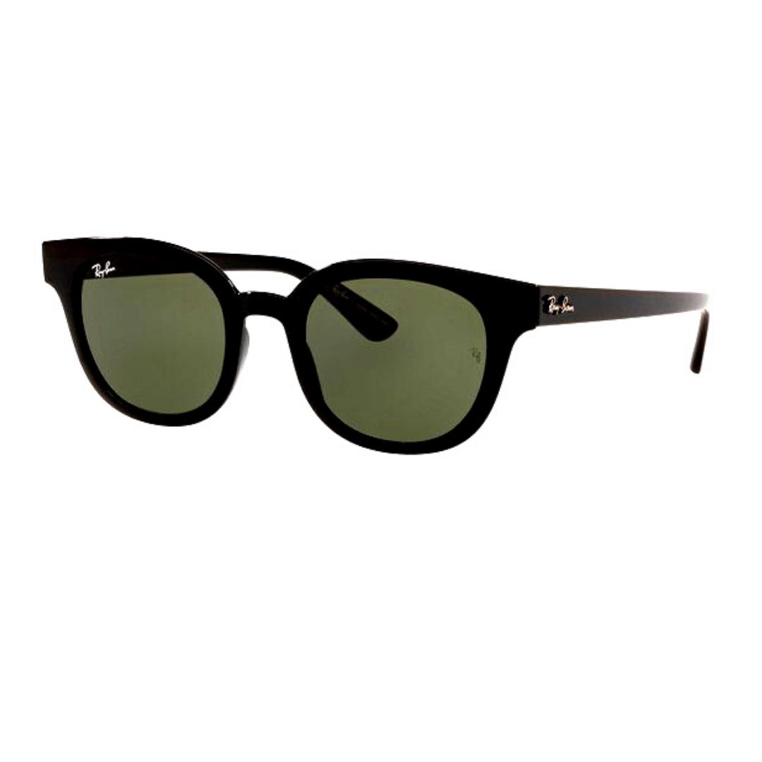 Óculos Ray Ban Quadrado RB4324L 60131 50 Preto