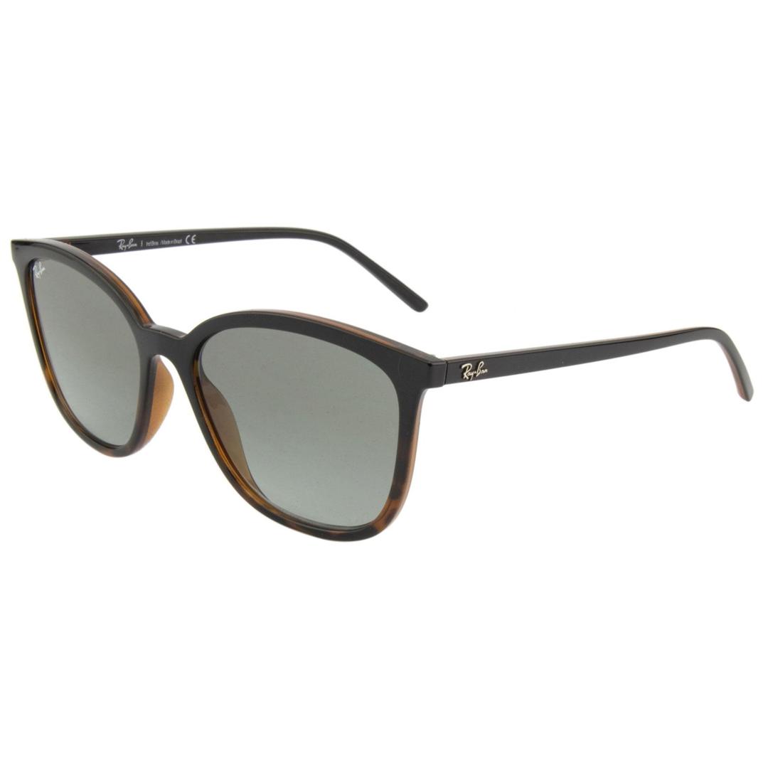 Óculos Ray Ban Quadrado RB4350L 65388G 56 Tartaruga