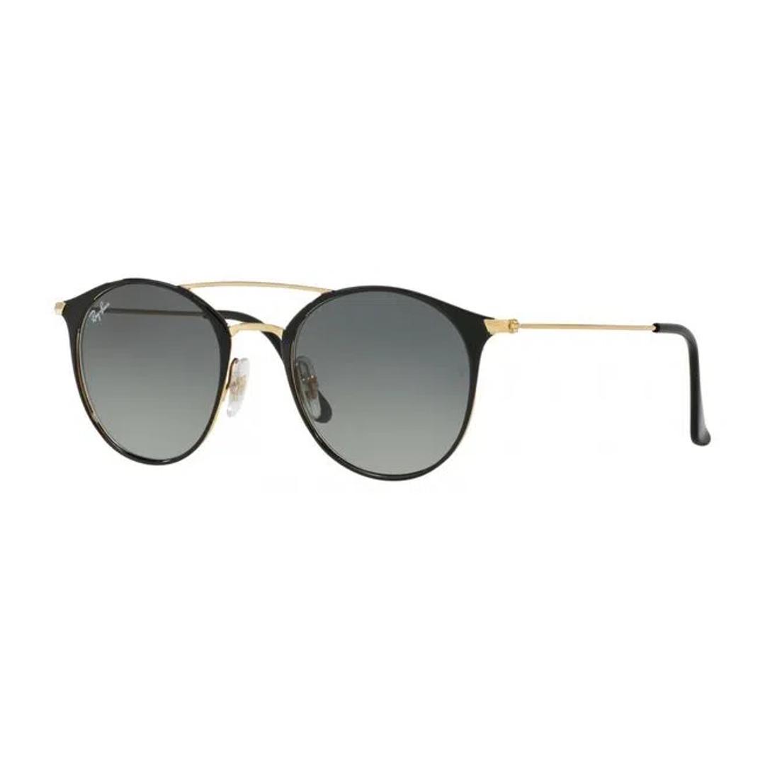 Óculos Ray-Ban RB3546L 18771 Dourado/Preto