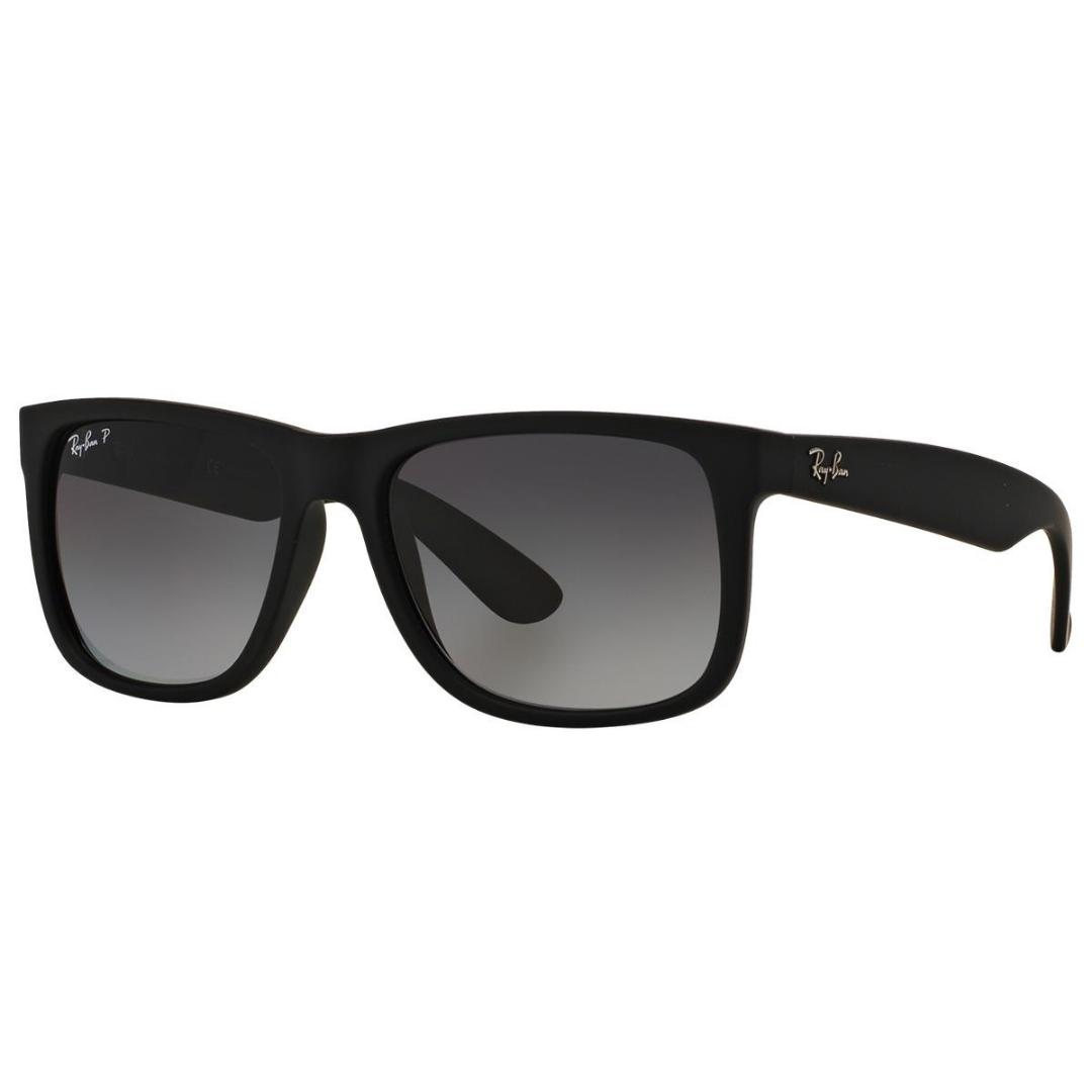 Óculos Ray Ban RB4165L 622T3 55 Preto