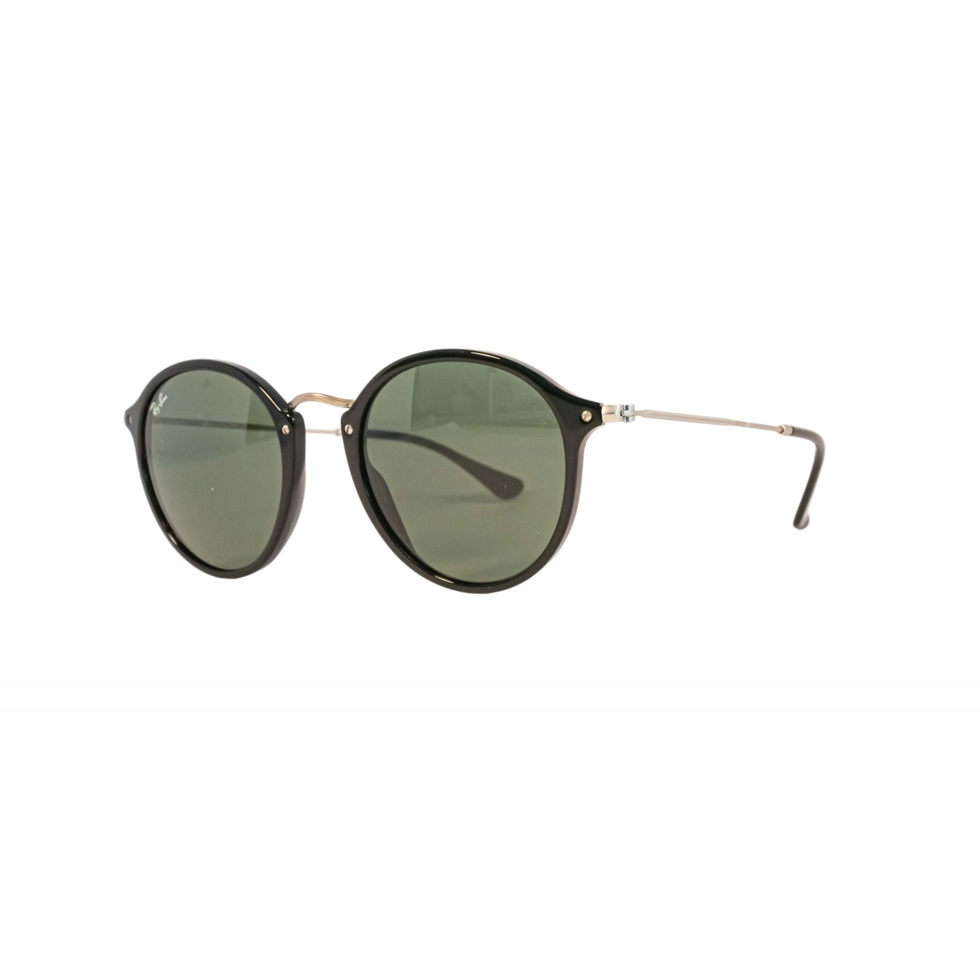 Óculos Ray Ban Round RB2447 901 52 Preto
