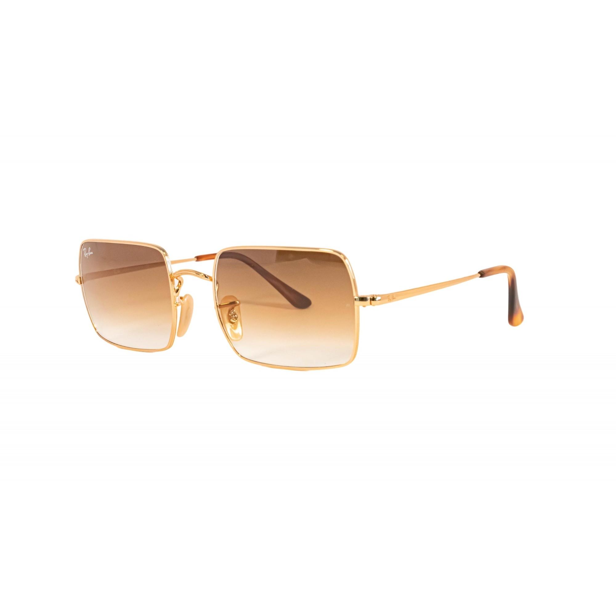 Óculos Ray Ban Square Rb1969 914751 54 Marrom
