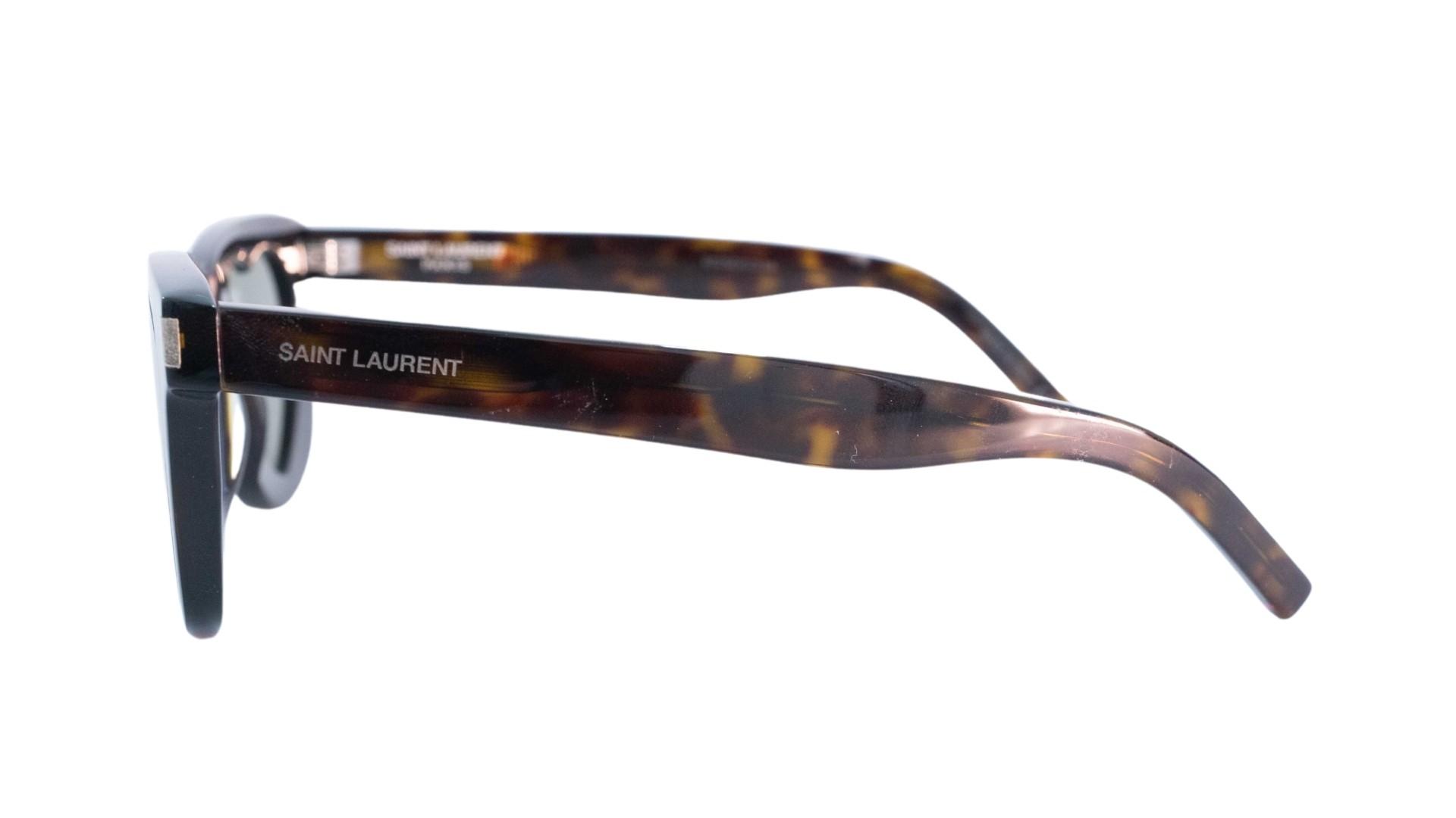 ÓCULOS SAINT LAURENT CLASSICO SL51JEART 005 50 TARTARUGA
