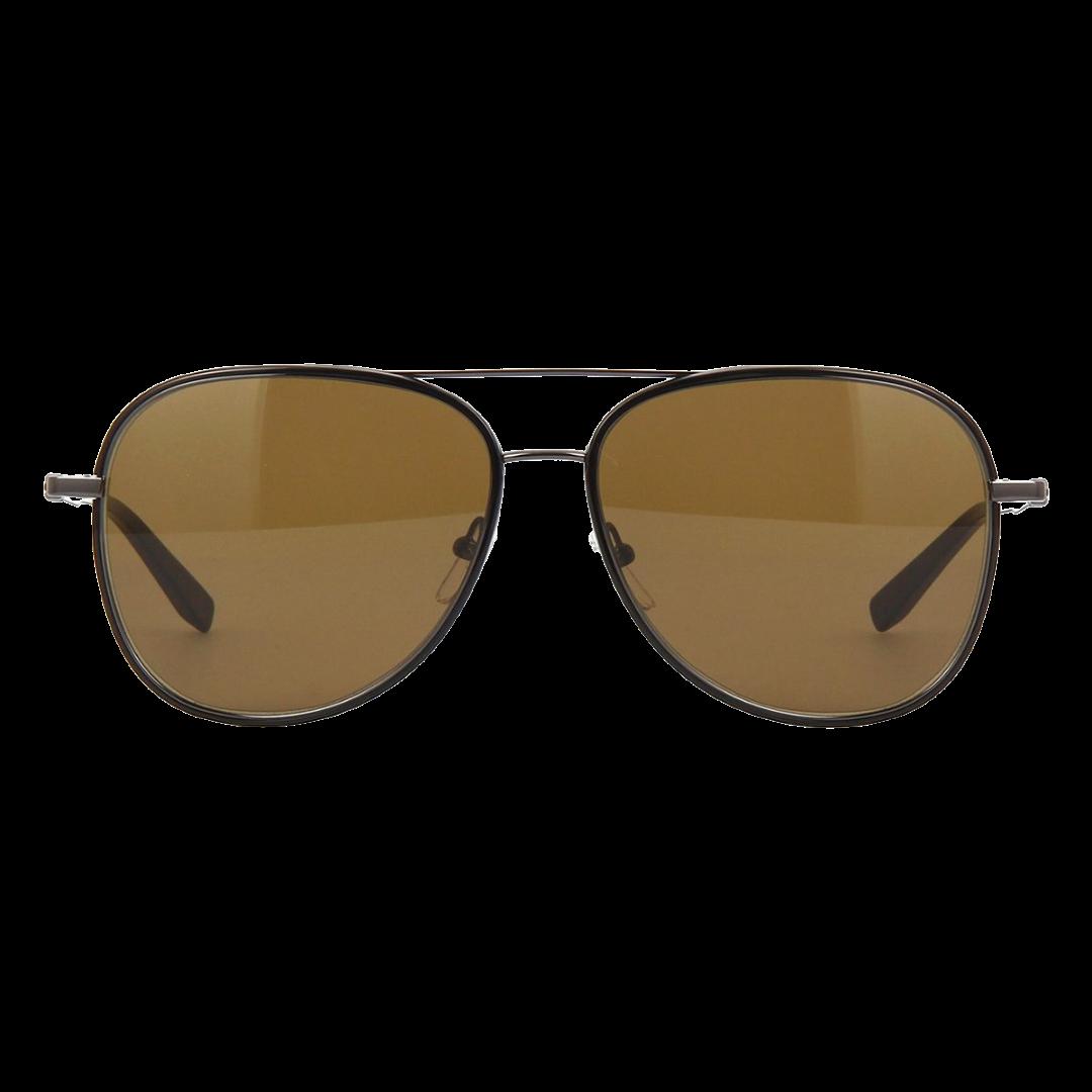 Óculos Salvatore Ferragamo Redondo SF181S 001 60 Dourado
