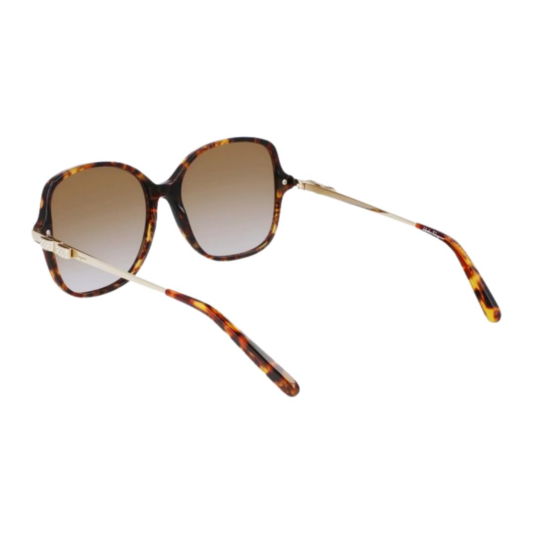 Óculos Salvatore Ferragamo SF990SR 219 57 Tartaruga