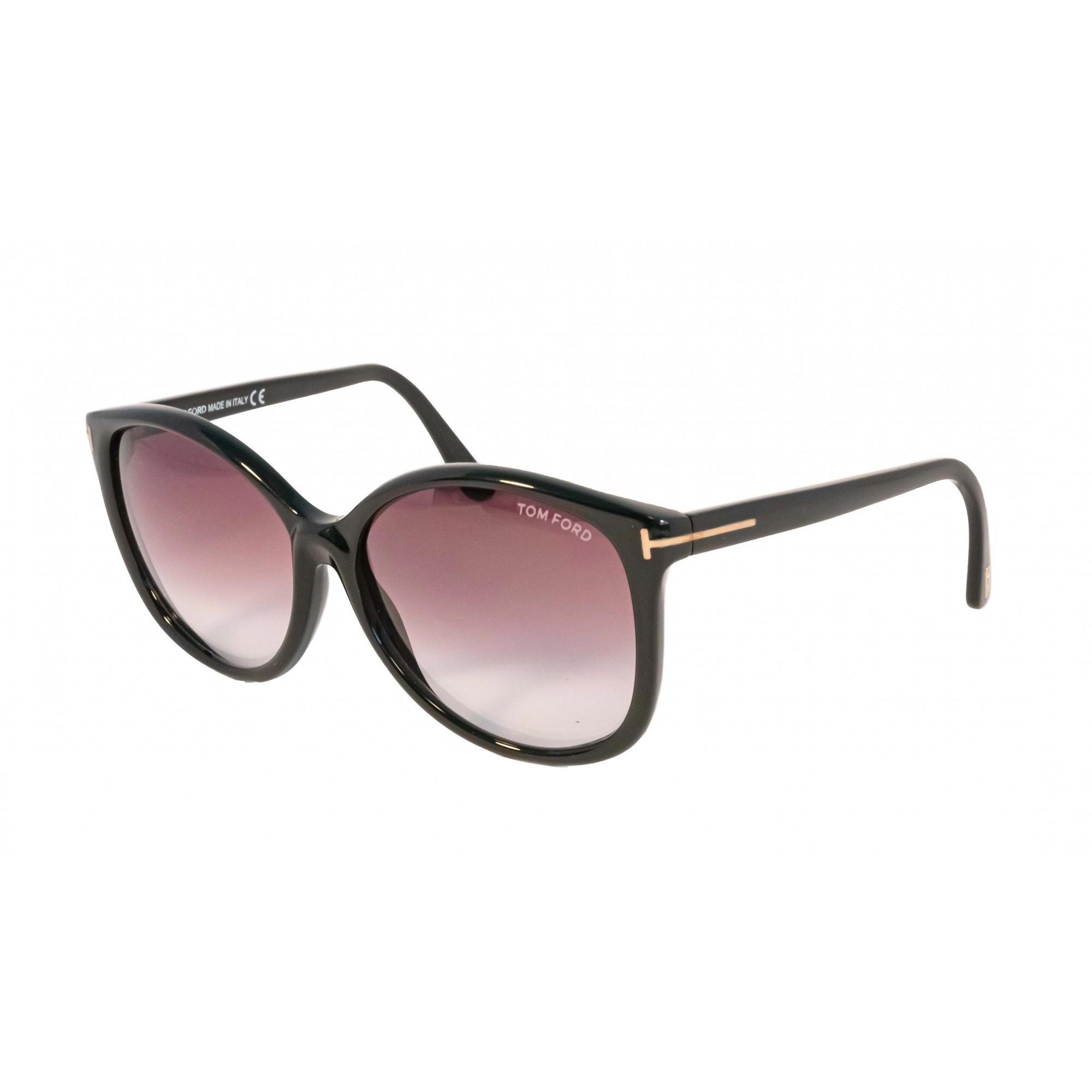 Óculos Tom Ford Alicia Tf0275 01f 59 Preto