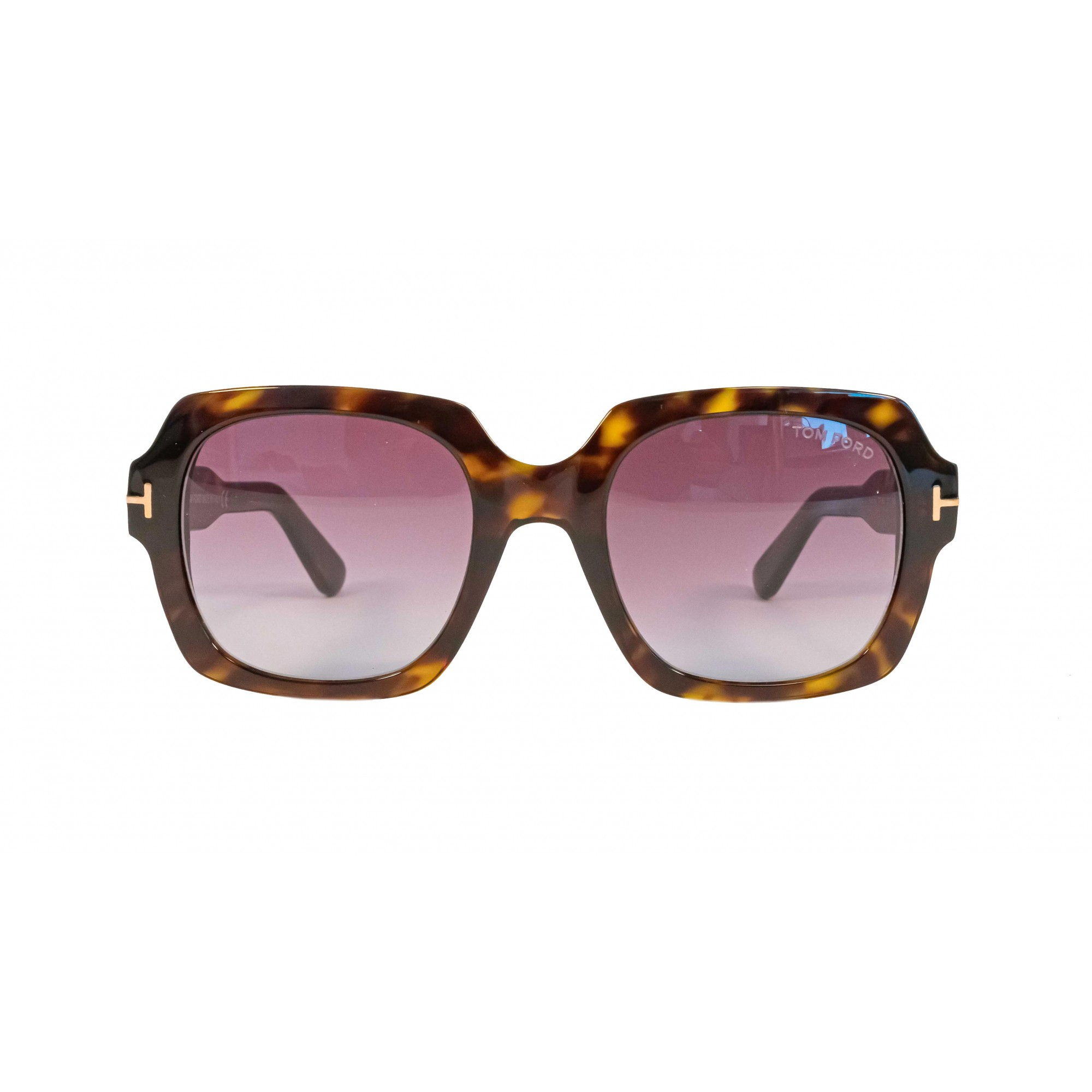 Óculos Tom Ford Autumn Tf0660 52t 53 Tartaruga