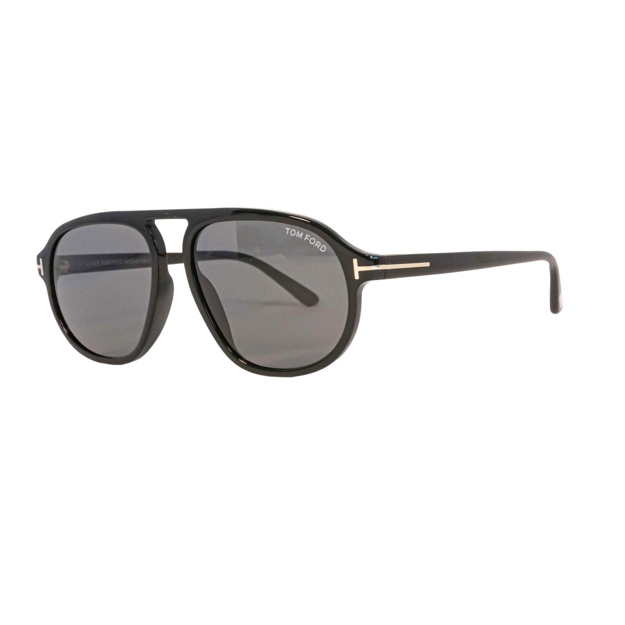 Óculos Tom Ford Clássico Tf0755 01a 57 Preto