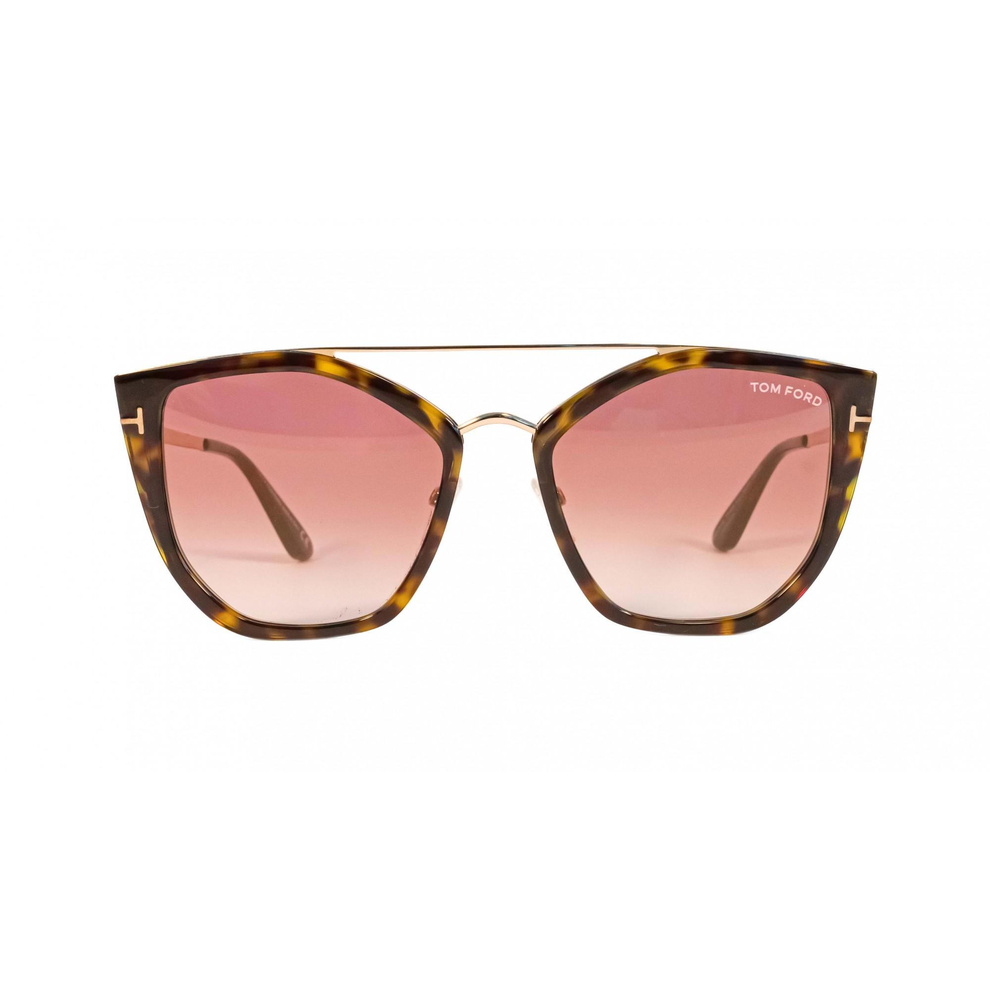 Óculos Tom Ford Dahlia Tf0648 52g 55 Tartaruga
