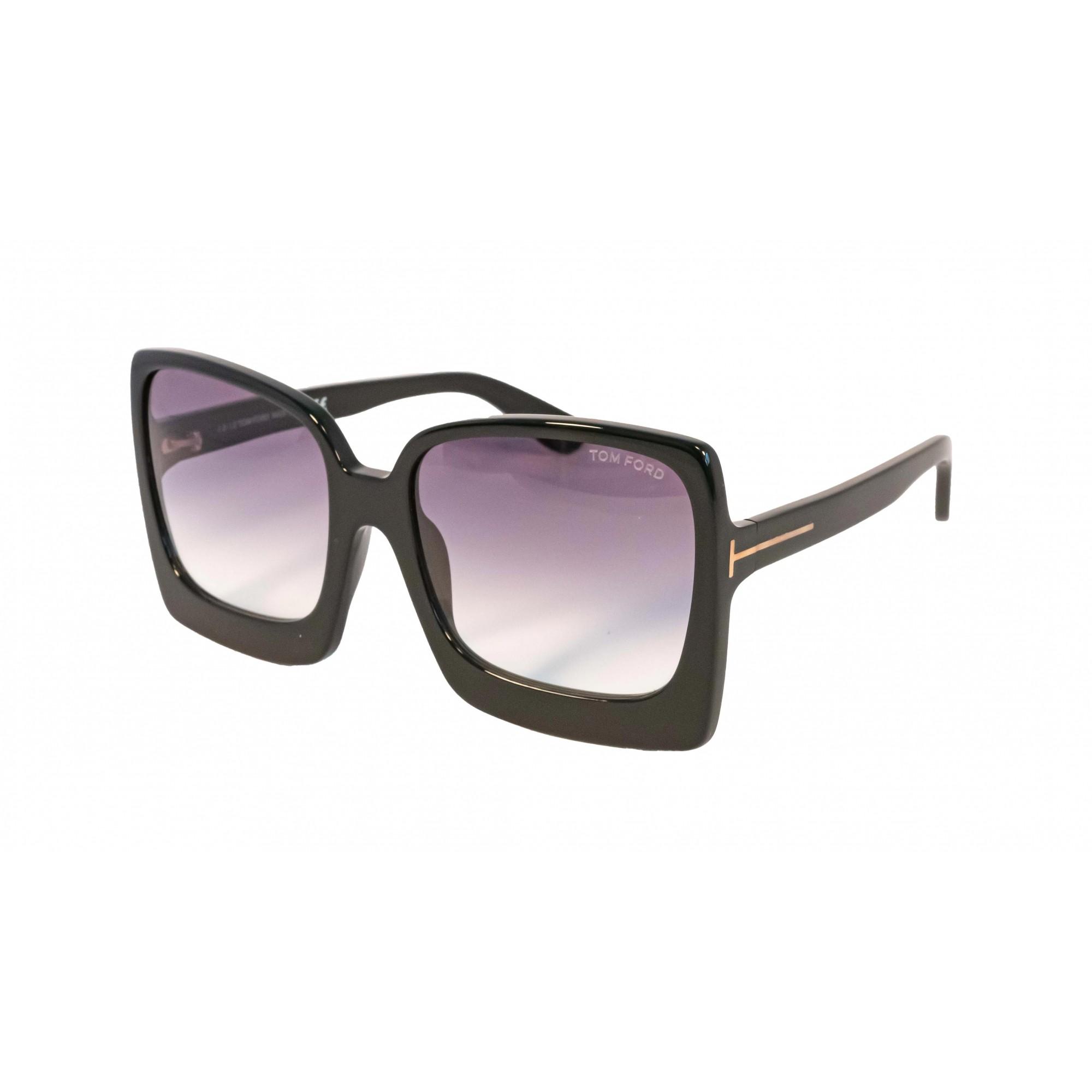 Óculos Tom Ford Katrine Tf0617 01b 60 Preto