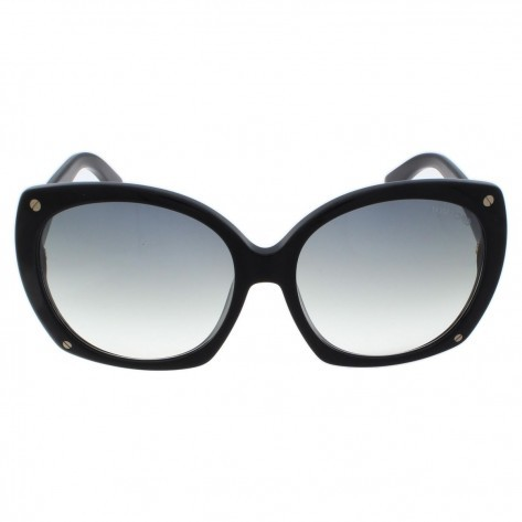 Óculos Tom Ford Máscara TF0362 01B 59 Preto