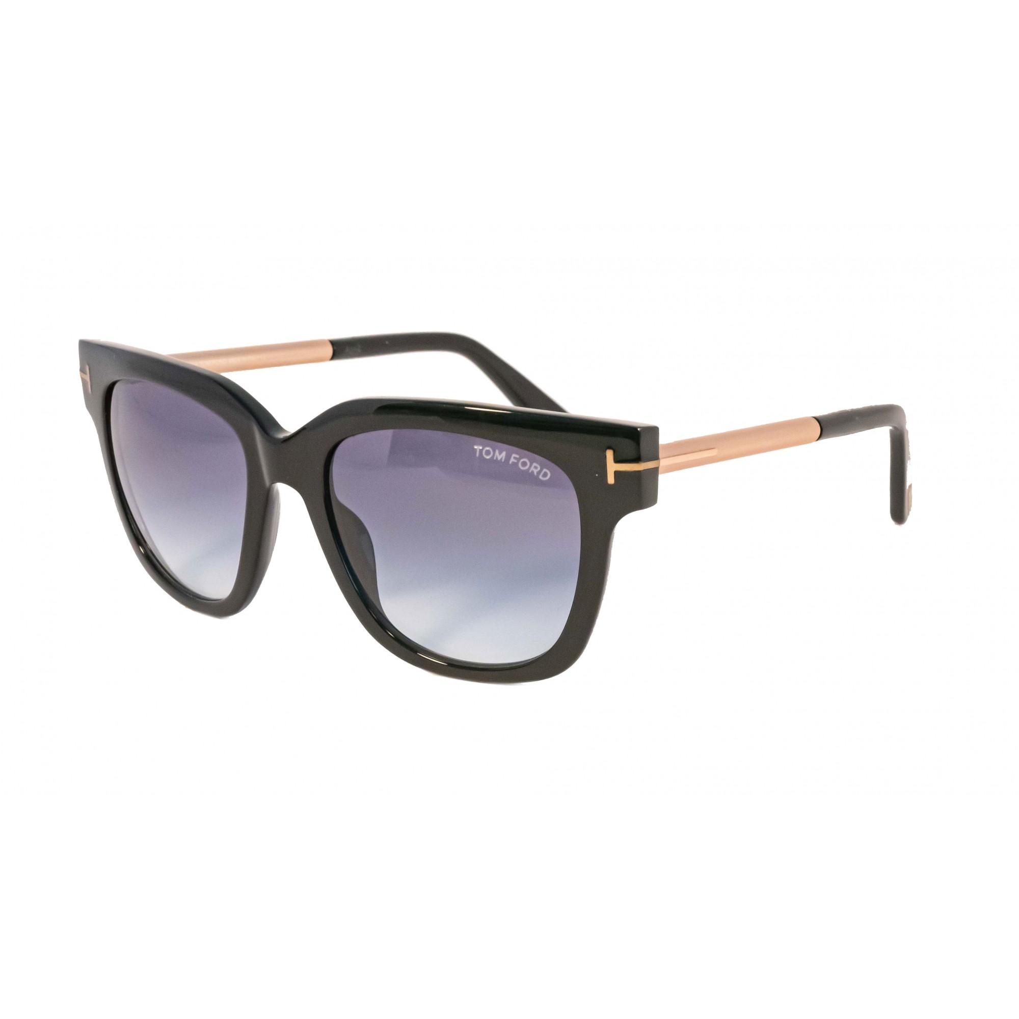 Óculos Tom Ford Tracy Tf0436 01b 53 Preto