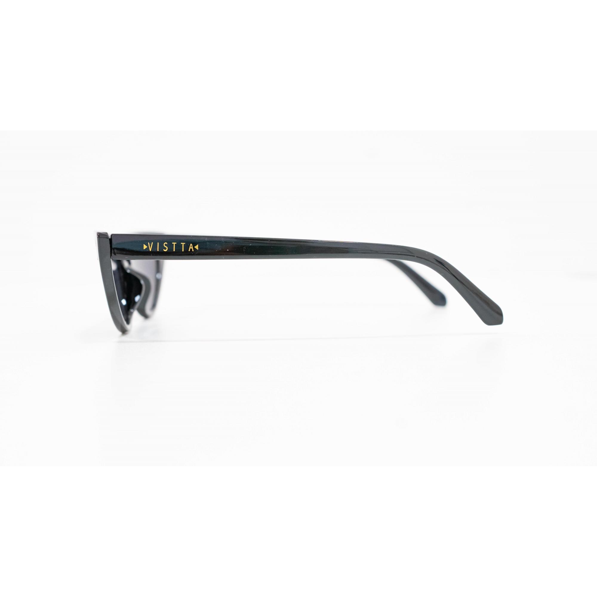 Óculos Vistta Aping Cat Eye RF1039 C1 53 Preto