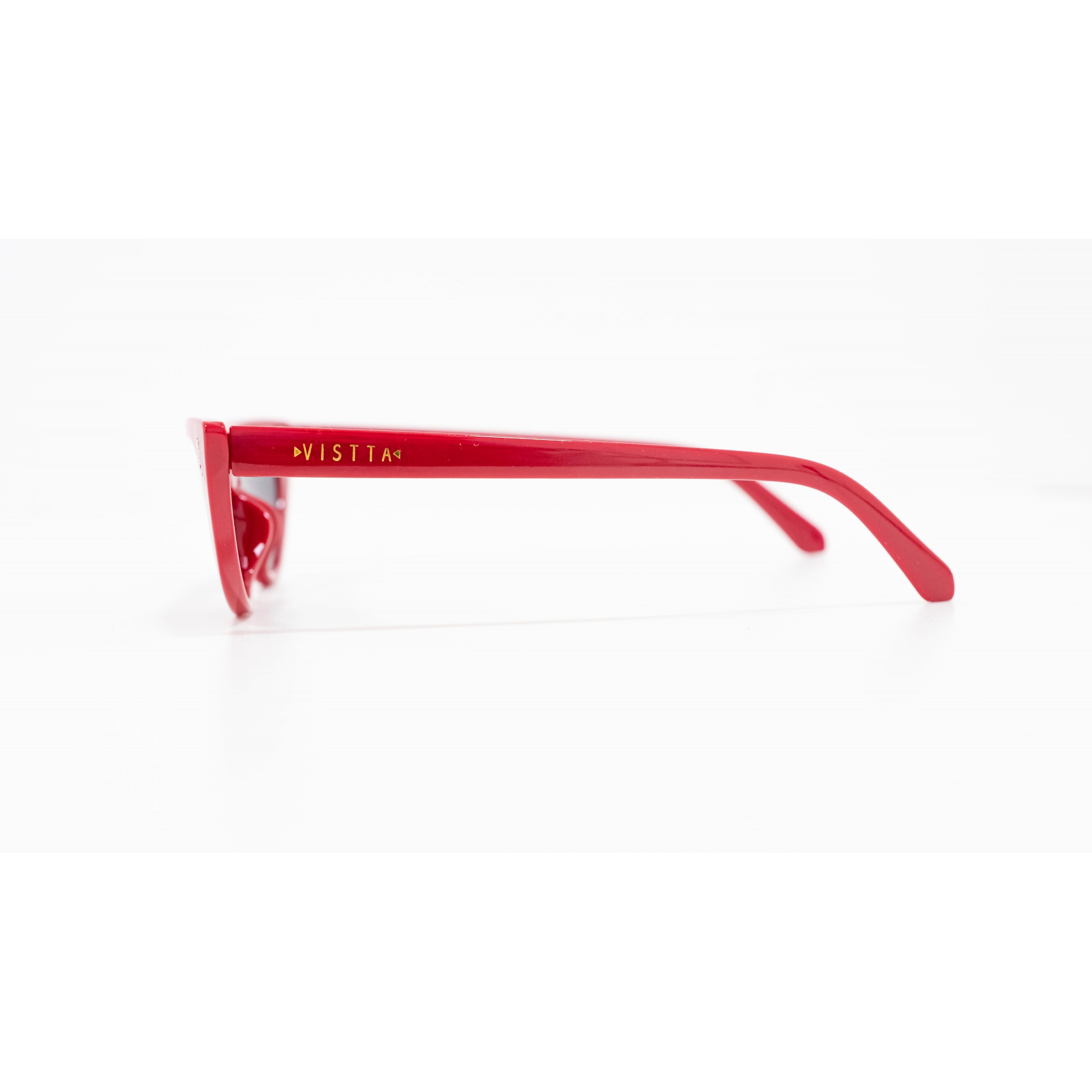 Óculos Vistta Aping Cat Eye RF1039 C4 53 Vermelho