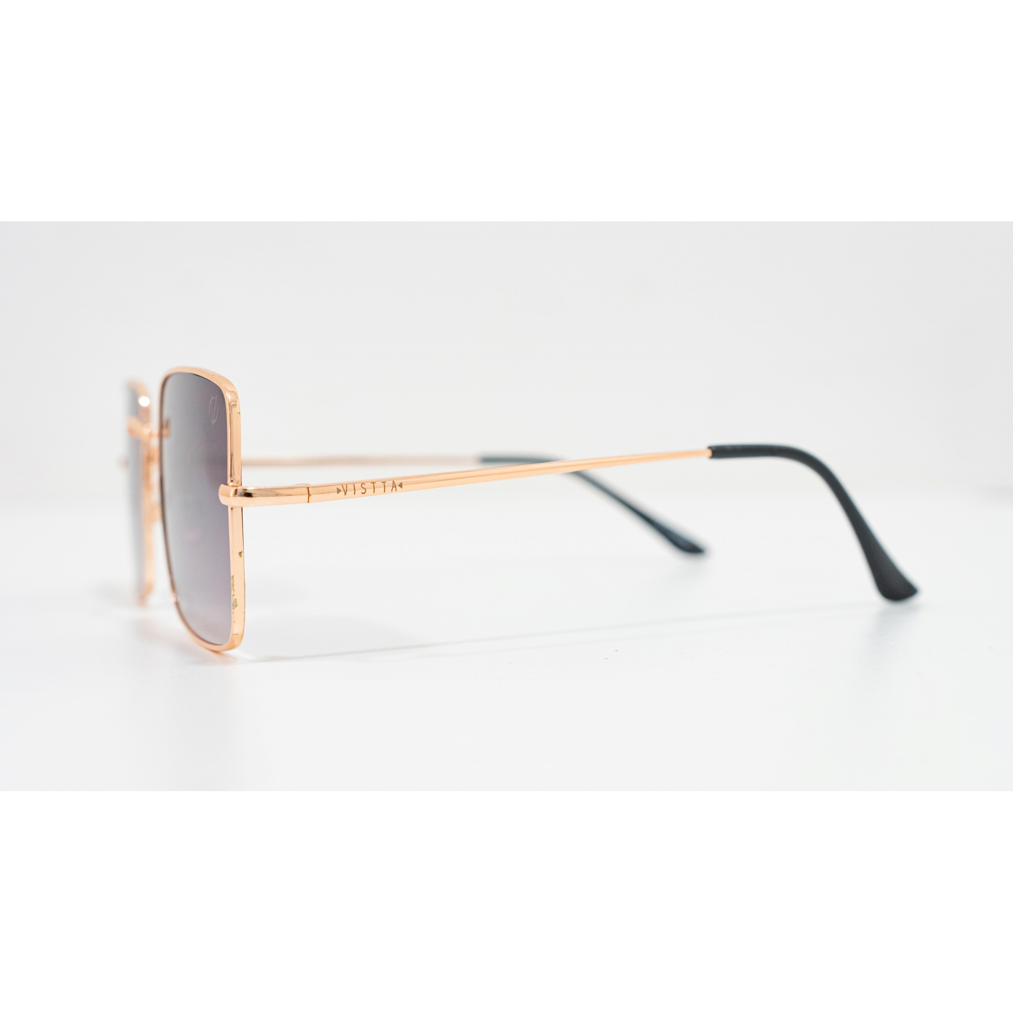 Óculos Vistta Aping Quadrado HO2118 C5 59 Dourado