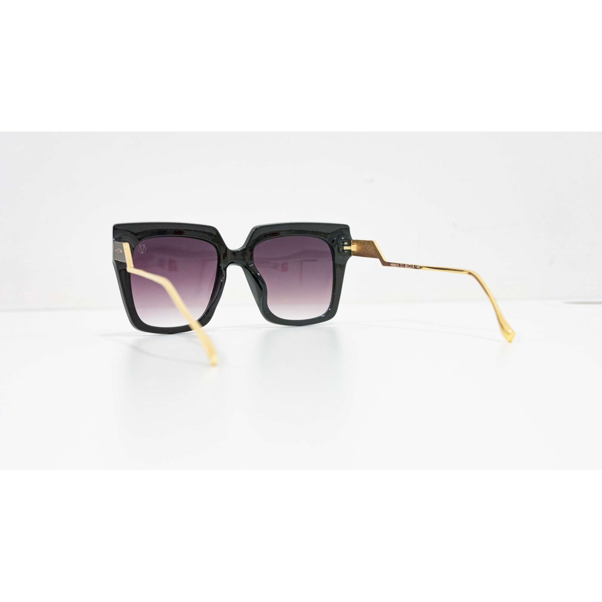 Óculos Vistta Aping Quadrado HX6501 C1 56 Preto