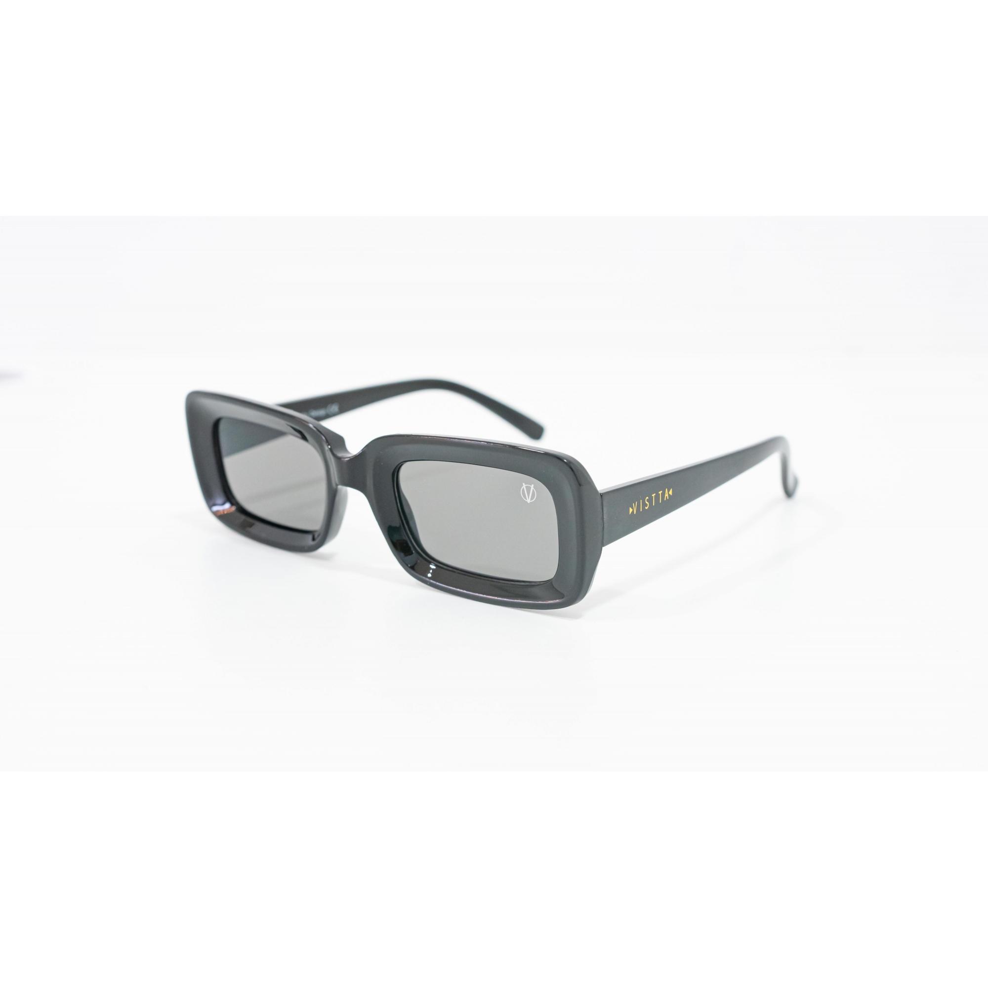 Óculos Vistta Aping Retangular LQ9010 C1 50 Preto