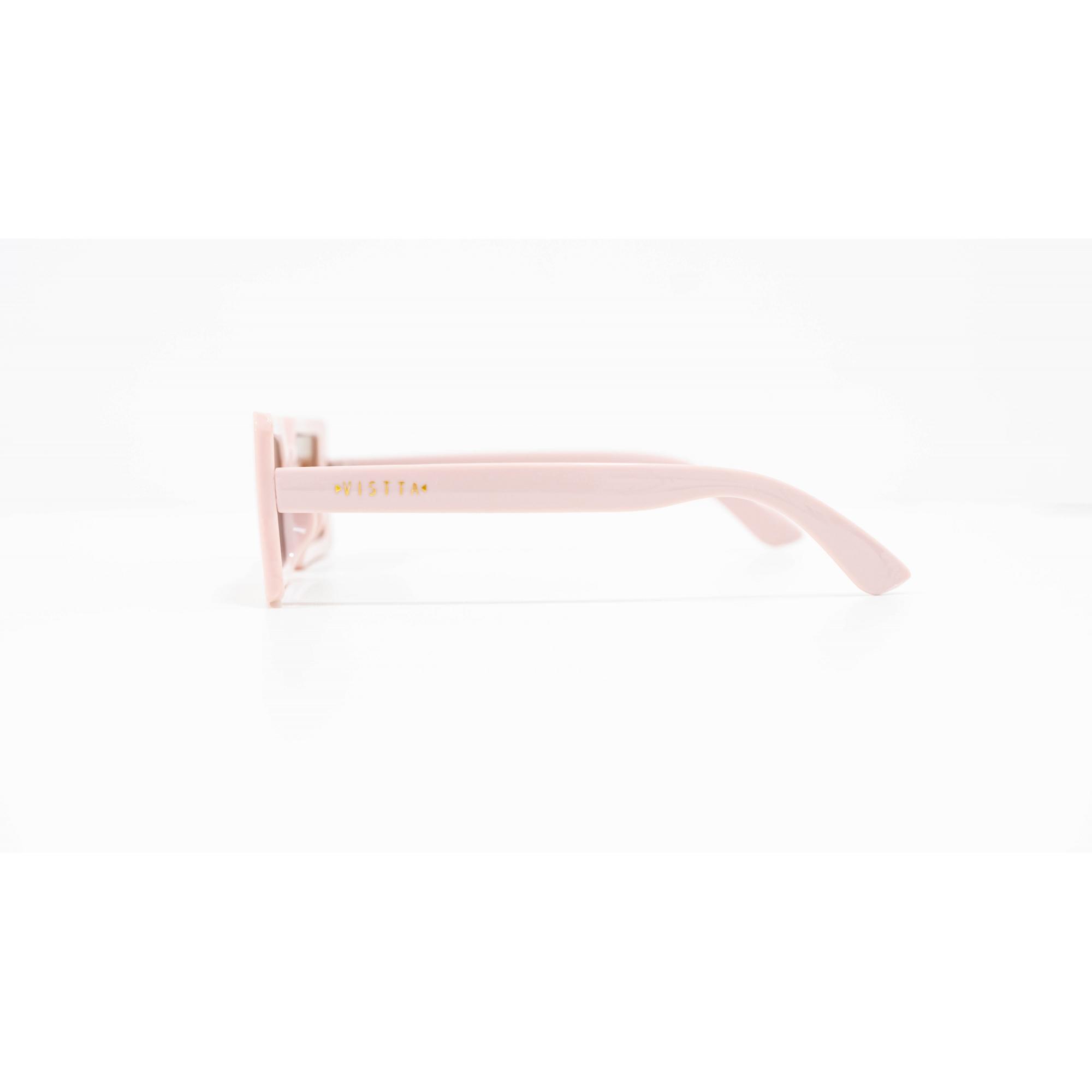 Óculos Vistta Aping Retangular RF1032 C7 50 Rosa