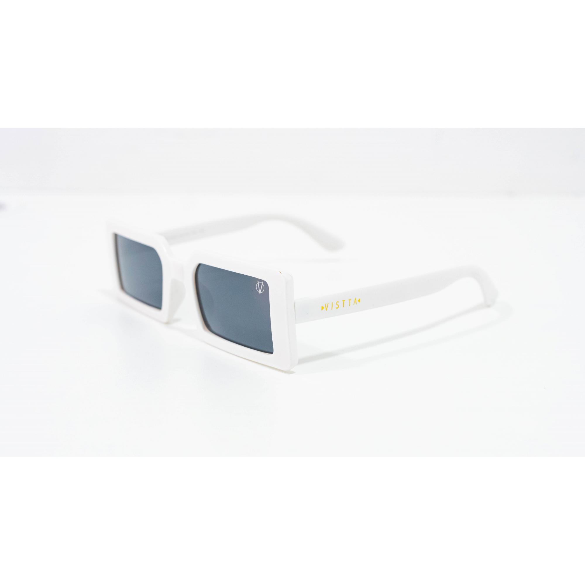 Óculos Vistta Aping Retangular RF1032 C8 50 Branco