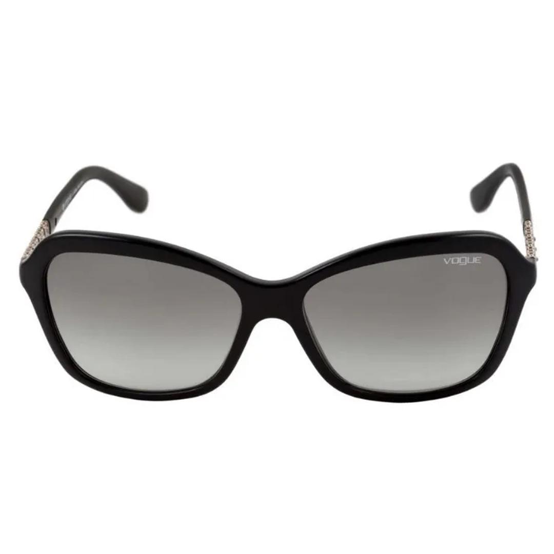 Óculos Vogue Cat-Eye VO5021BL W44111 57 Preto