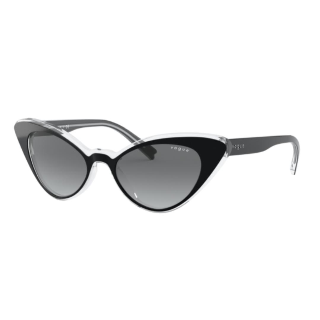 Óculos Vogue Cat Eye VO5317S W82711 49 Preto