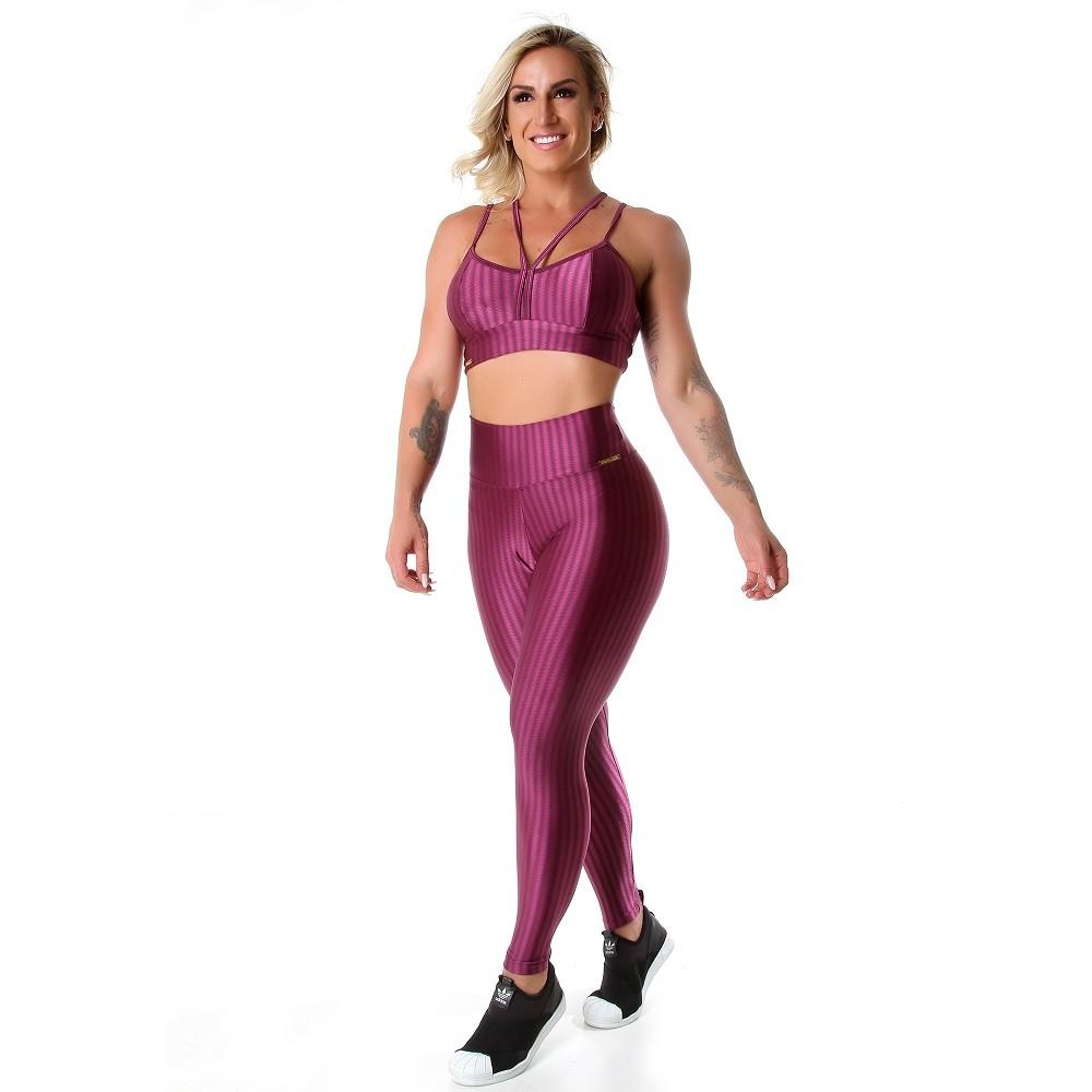 Calça Legging Fitness Ikat