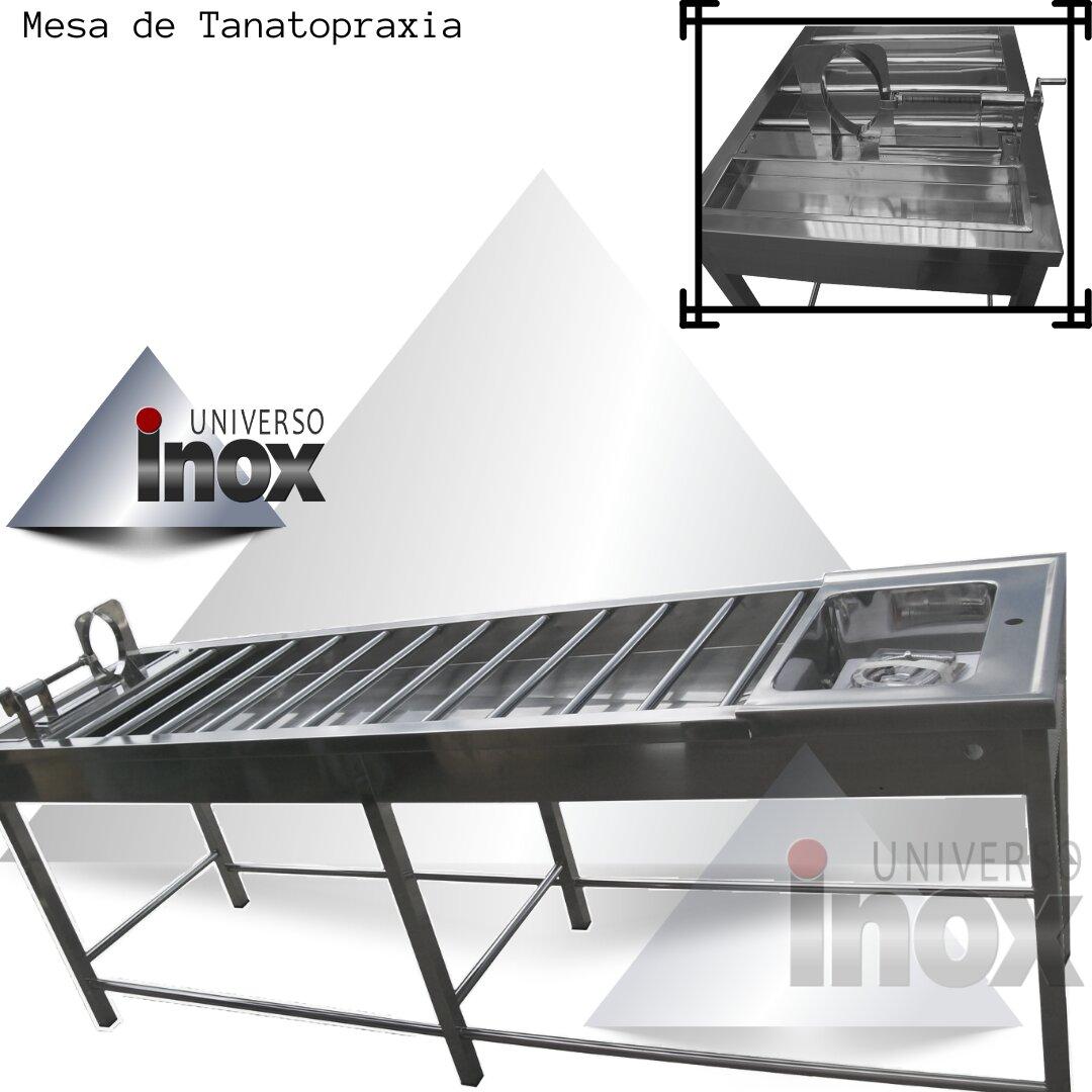 Mesa de Tanatopraxia