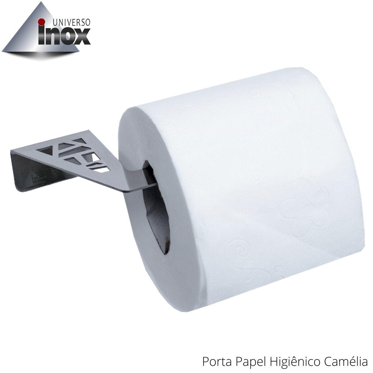 Porta Papel Higiênico Camélia
