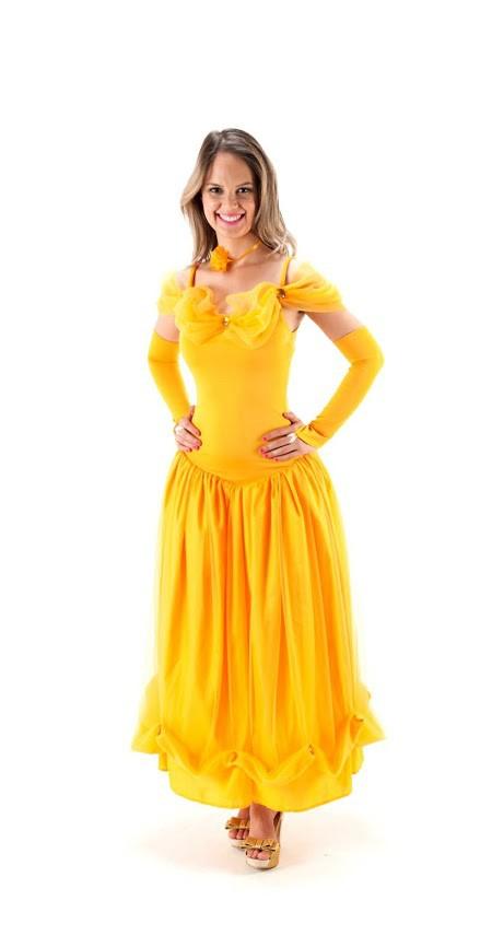 Princesa Amarela