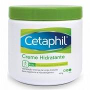 Cetaphil Creme Hidratante 453 Gramas - Pele Seca E Sensivel