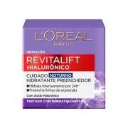 Creme Anti Idade Facial Noturno L'oréal Paris Revitalift Hialurônico 49ml