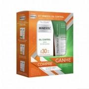 Neostrata  Minensol oil control fps 30 + Cleanser 60g