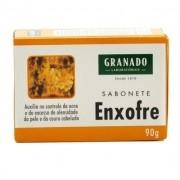 SABONETE GRANADO 90G ENXOFRE      *