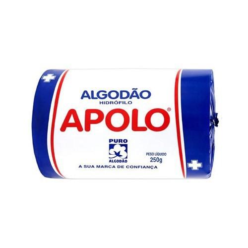 ALGODAO APOLO 250G ROLO      *