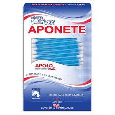COTONETES APOLO C/75 UNIDADES