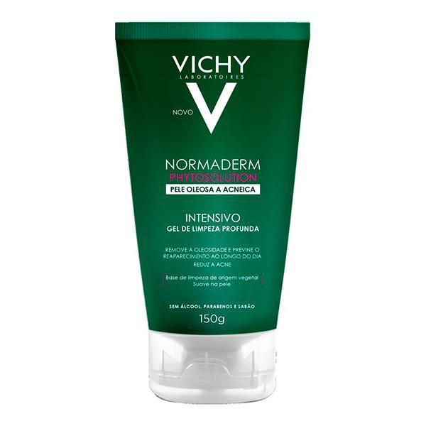 Gel de Limpeza Facial Vichy Normaderm Phytosolution 150g