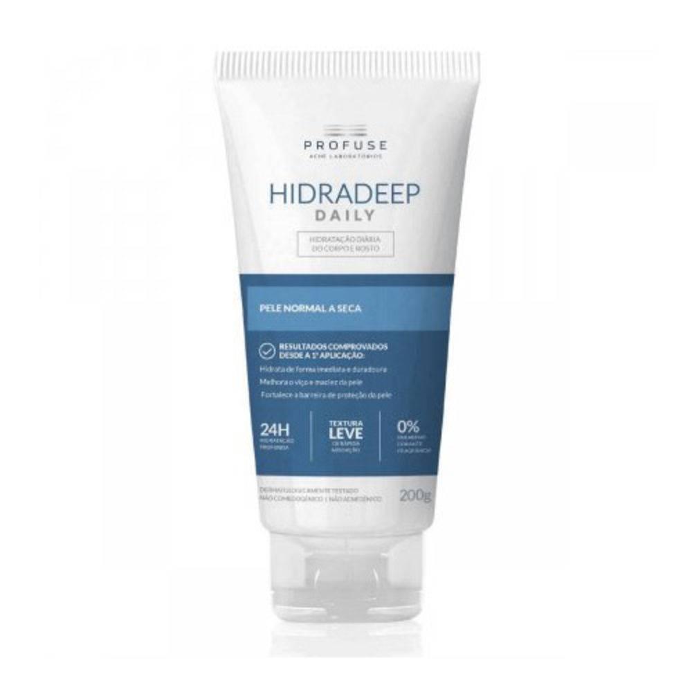 Hidratante Corpal Profuse Hidradeep Daily 200g