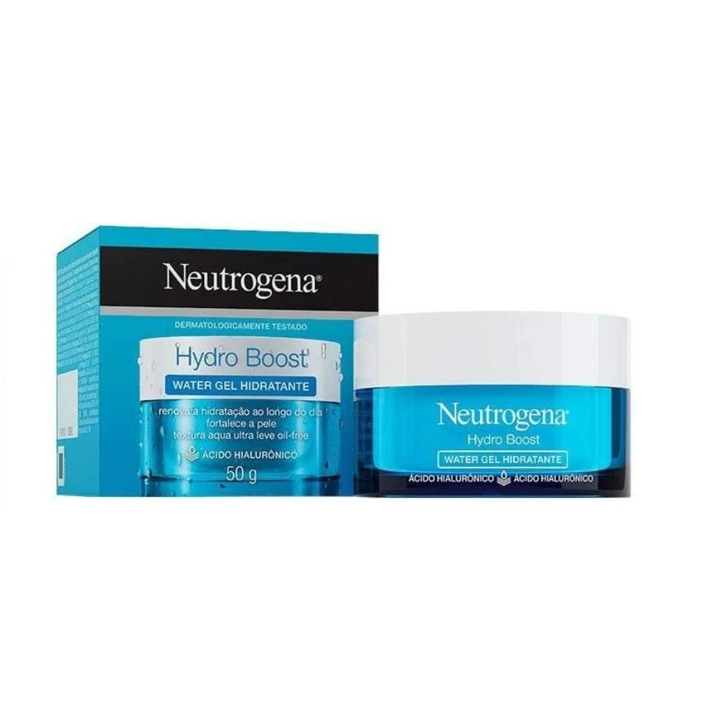 Hidratante Facial em Gel Hydro Boost Neutrogena 50g