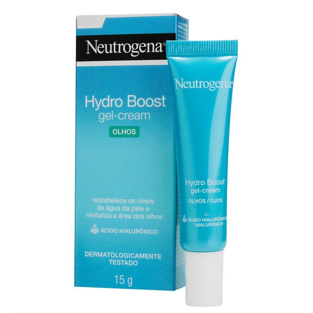Neutrogena Hydro Boost Olhos Gel-cream - 15g