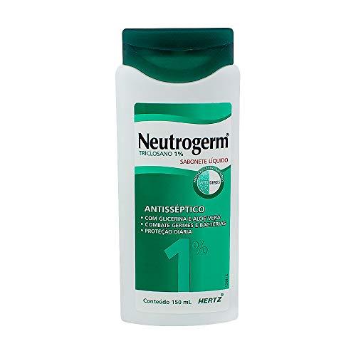 NEUTROGERM SABONETE TRICLOSANO 1% 150ML