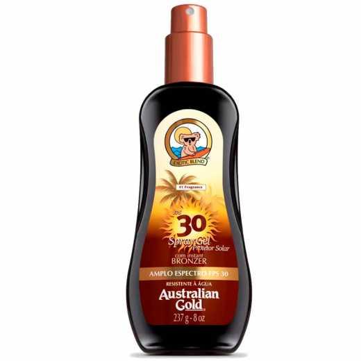 PROTETOR SOLAR AUSTRALIAN GOLD FPS30 SPRAY 237ML