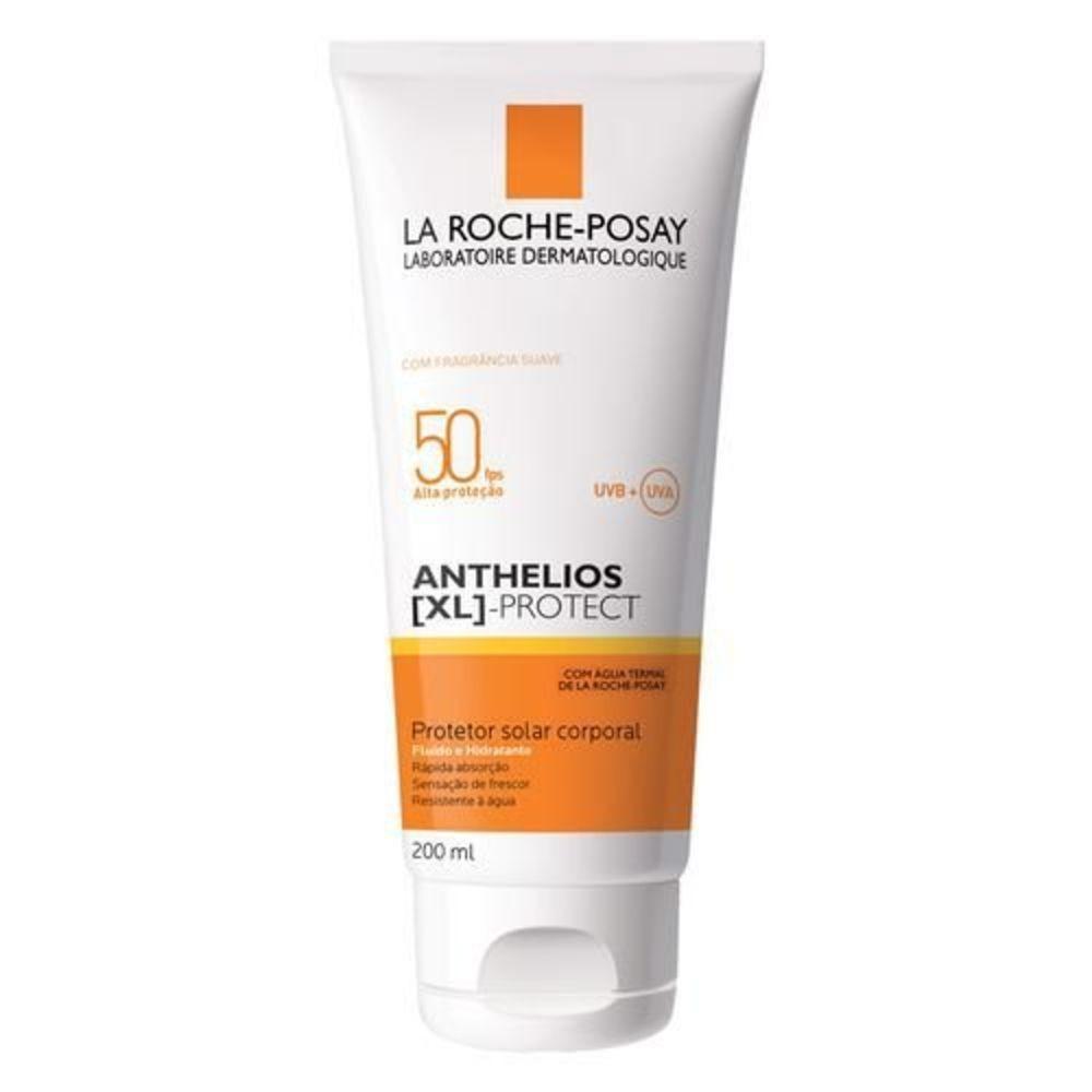 Protetor Solar La Roche-posay Anthelios Xl Protect Corpo Fps50 200ml
