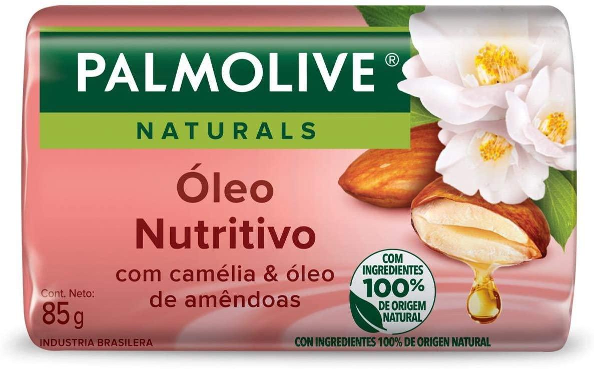 SABONETE PALMOLIVE 90G OLEO NUTRIT