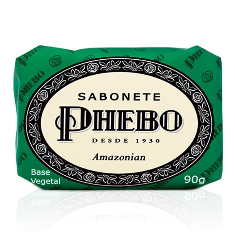 SABONETE PHEBO 90G AMAZONIAN      *