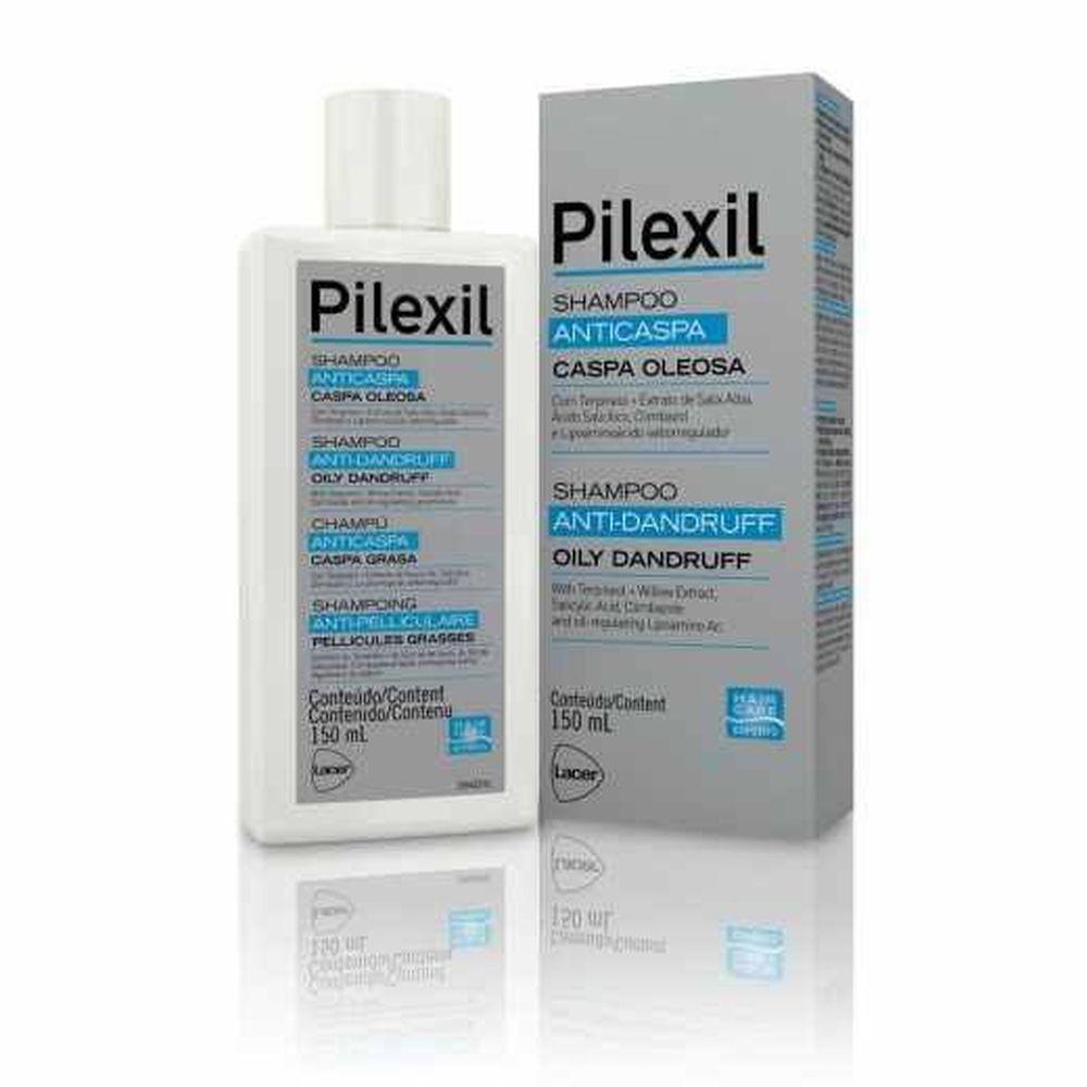 Shampoo Anticaspa Pilexil Oleosa 150ml