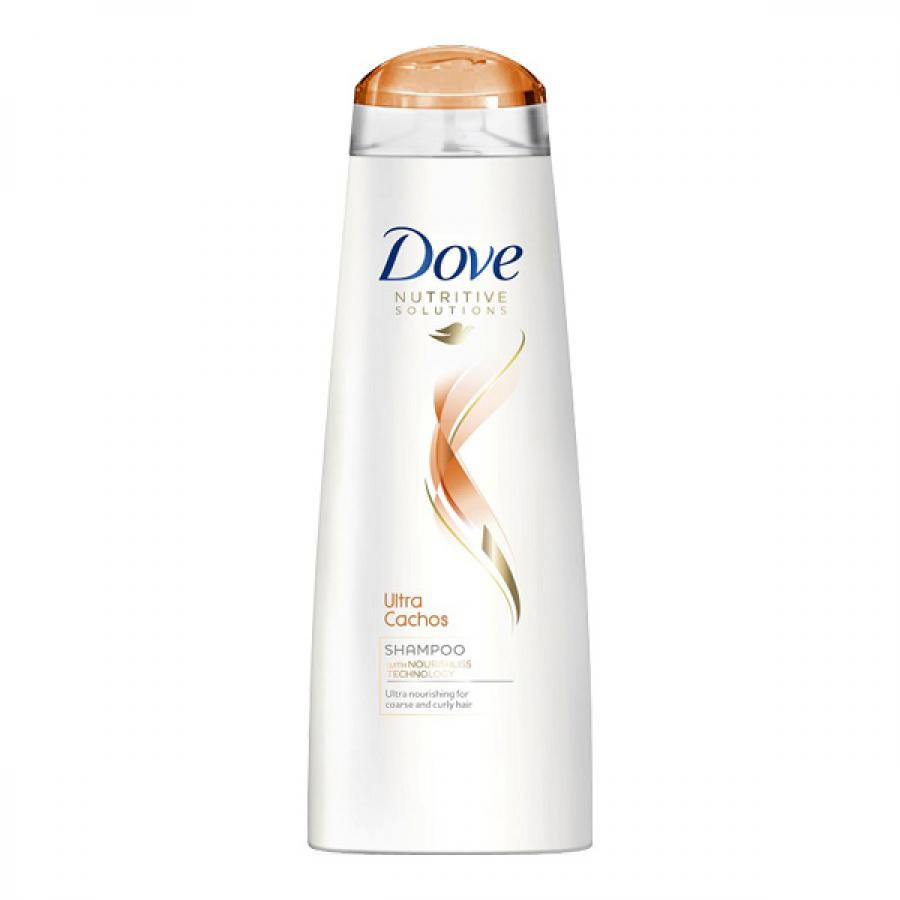 SHAMPOO DOVE 200ML ULTRA CACHOS